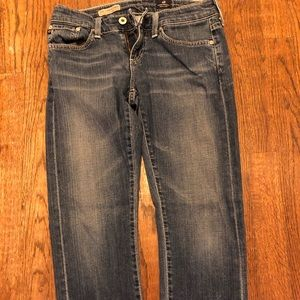 Tomboy Slouchy Adriano Goldschmied Jeans. Size 25